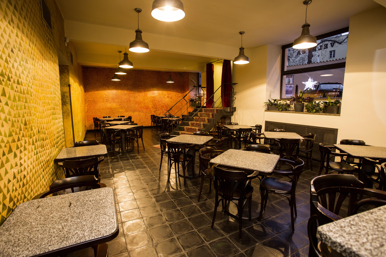 Restaurace © Velryba